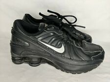 Nike Shox Running Shoes Black 325229-002 Size 4.5Y Youth Womens