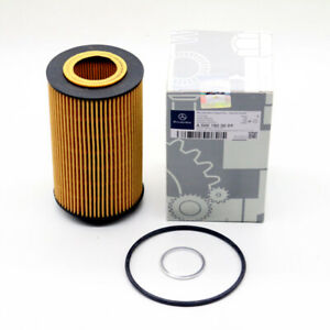 New Mercedes-Benz C63 CLS63 E63 M63 S63 AMG Engine Oil Filter Kit 0001803009