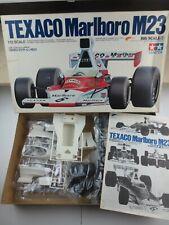 Tamiya BS1216 - TEXACO Marlboro M23 - OVP 1:12
