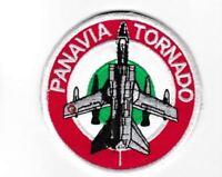 [Patch] PANAVIA TORNADO diametro 7,5 cm toppa ricamata ricamo REPLICA - 336