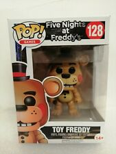 Funko Pop! Five Nights At Freddy 'Juguete Freddy exclusivo no 128