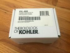 KOHLER K-974-BGD STILLNESS SLIDE BAR TRIM BRUSHED GOLD NEW