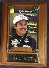 NASCAR Kyle Petty PICTURE Placard!!