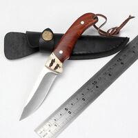 1| couteau de chasse-couteau tactique-COUTEAU POCHE-CHASSE-SURVIE-TACTIQUE