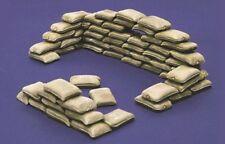 Sandbags - Sacchi Sabbia Diorama Accessories Plastic Kit 1:35 Model ITALERI