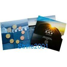Euro ESTONIA 2016 in Folder Ufficiale 8 monete FDC