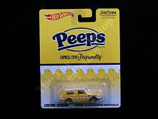 Hot Wheels Pop Culture Custom '69 Volkswagen Squareback Die-cast Just Born Peeps