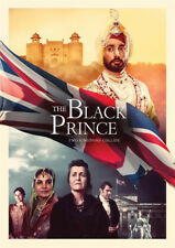 The Black Prince DVD Satinder Sartaaj Double DVD - English & Punjabi - Original