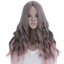 Heat Resistant Long Curl Lace Front Wig Synthetic Wigs Natural Hair For Women