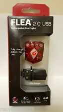 BLACKBURN FLEA 2.0 LED USB RECHARGEABLE BIKE REAR LIGHT