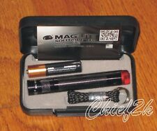 Maglite Spectrum Series Solitaire AAA RED LED maglight RED LED