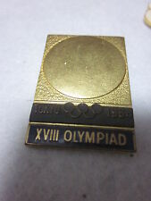 1964 TOKYO OLYMPIC GAMES SMALL OFFICIAL BADGE