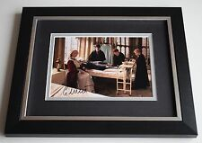 Gemma Jones SIGNED 10X8 FRAMED Photo Autograph Film Harry Potter AFTAL & COA