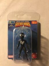 SPIDER-MAN-black MICRO BOBBLES 2in.MARVEL SUPER HEROES SECRET WARS GENTLE GIANT