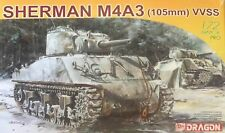 Dragon Sherman M4A3 105 mm VVSS Ref 7274 Escala 1:72