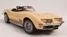 Autoart 1:18 Chevrolet Corvette 1969 ( issue )