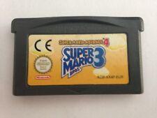 VIDEOGAME - Super Mario Bros 3 - Super Mario Advance 4 - GBA - EUR - NO SCATOLA
