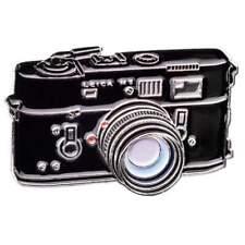 Leica M5 Enamel Lapel Pin - 35mm Film Rangefinder Camera Photo Pin