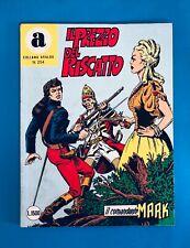 Fumetto Collana Araldo Il Comandante Mark Sergio Bonelli Editore #254