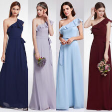 Ever-Pretty Women's One Shoulder Sleeve Dresses for Women
