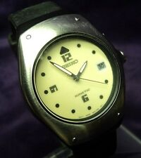 NEW OEM CAPACITOR~Seiko Kinetic Arctura 5M42-0E49 FULL SIZE Mens Watch