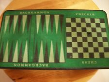 14-in1 Game  Pack / Chess, Checkers, Cribbage, Dominoes, Backgammon Pool etc.
