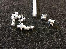 SPRINT CARAVAN/MOTORHOME CURTAIN RAIL TRACK KIT 1.25M WITH GLYDERS + END STOPS