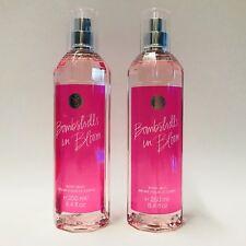 2 Victoria's Secret Bombshells In Bloom Fragrance Body Mist Spray 8.4 fl.oz