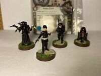 Star Wars Legion - Imperial Specialist Squad (4) Painted