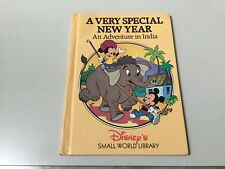 A VERY SPECIAL NEW YEAR: AN ADVENTURE IN INDIA, DISNEY'S SMALL WORLD LIBRARY