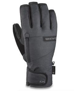 Dakine Titan Gore-Tex Short Gloves Men's Large & Liner gloves Carbon
