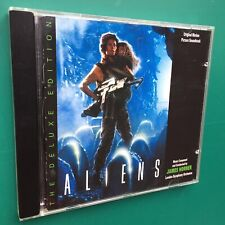 James Horner ALIENS Film Soundtrack CD Varese Deluxe Edition Sigourney Weaver 86