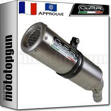 GPR POT D'ECHAPPEMENT APPROUVE + TUBE M3 INOX HONDA CB 1300 2007 07 2008 08