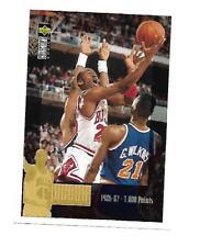 Michael Jordan - 1995-96 Collector's Choice sticker - Panini - #MJ2