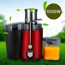 Brand New Stainless Steel Fruit Juicer Juice Extractor 1000W
