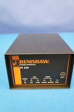 Renishaw PI200 CMM-Video Measuring Mach Probe Interface Tested w 90 Day Warranty
