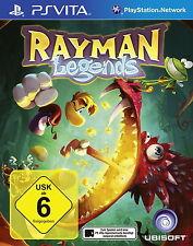 Rayman Legends OVP/New&sealed (Sony PlayStation Vita, 2013, Keep Case)