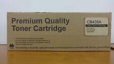 NEW IN BOX!!  LASER TONER CARTRIDGE CB435A FOR USE ON HP LASERJET 1005/1006