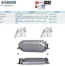 Pot catalytique Kia Sportage 2.0TD CRDI 1991cc 82Kw/112cv 4EA 8/04>5/10, Magnafl