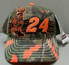 Jeff Gordon Team Realtree Racing Ladies Camo Hat By Chase Authentic's Free Ship