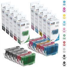 LD Compatible Canon PGI-9 10PK: PGI9MBK/PBK/C/M/Y/PC/PM/R/G/GY