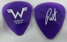 Weezer Patrick Wilson Signature Guitar Pick