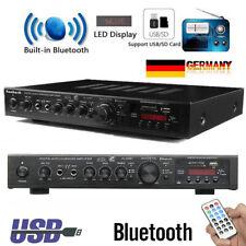 HIFI Verstärker Stereo Verstärker Hifi Endstufe Mit Bluetooth 720W Verstärker DE