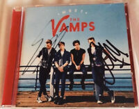 Signed Meet The Vamps Album Rare And Exclusive Signed By James & Tristan