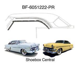 1952 1953 1954 Ford Victoria Hardtop Roof Rail Seals