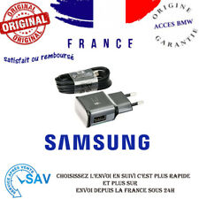 Originale Chargeur Samsung EP TA20 & Cable USB EP DG925 Pour SM-J200 Galaxy J2..