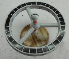 Von Braun Wheel Space Station Spaceship Wood Model Replica BIG Free Shipping