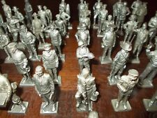 Franklin Mint 100 Figures The American Military Sculpture Collection