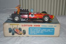 Tin Toy Lotus 49B Racing car
