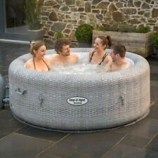 🔥 Lay-Z-Spa Honolulu hot tub 6 person LED lighting 🟢🟡🟠🔴🔵 NEXT DAY SHIPPING